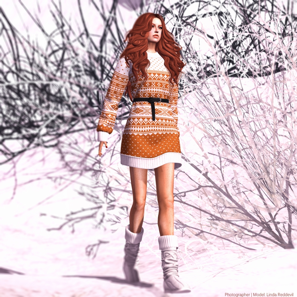 MOLiCHiNO_HolidaySweater_Orange